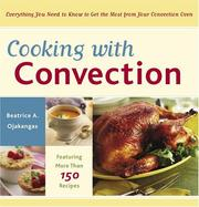 Cover of: Cooking with Convection