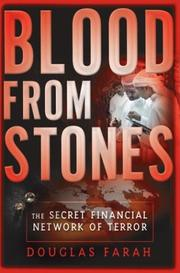Cover of: Blood From Stones | Douglas Farah