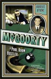Cover of: McGoorty | Robert Byrne