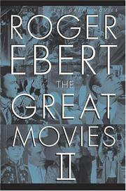 Cover of: The great movies II