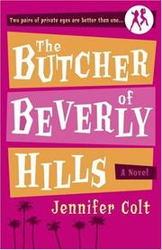 The Butcher of Beverly Hills by Jennifer Colt