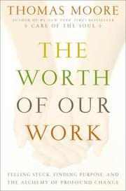 Cover of: A life at work