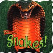 Cover of: Snakes! (Know-It-Alls)
