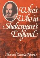 Cover of: Who's who in Shakespeare's England