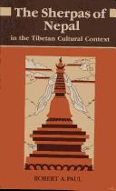 Cover of: The Sherpas of Nepal in the Tibetan cultural context