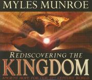 Cover of: Rediscovering the Kingdom Audio Book