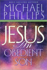 Cover of: Jesus, an obedient son