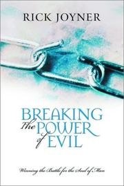Cover of: Breaking the power of evil