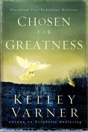 Cover of: Chosen for Greatness