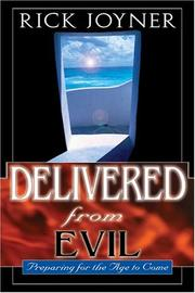 Cover of: Delivered from evil |