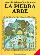 Cover of: La piedra arda