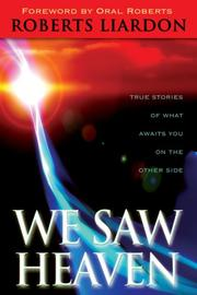 Cover of: We Saw Heaven