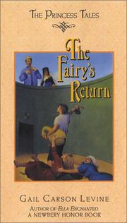 Cover of: The fairy's return