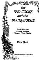Cover of: The peacocks and the bourgeoisie | David A Myers