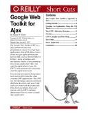 Cover of: Google web toolkit for Ajax