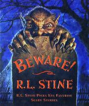 Cover of: Beware!: R.L. Stine Picks His Favorite Scary Stories