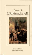 Cover of: Anti-Machiavel