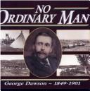 Cover of: No ordinary man | Lois Winslow-Spragge