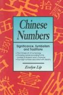 Cover of: Chinese numbers | Evelyn Lip