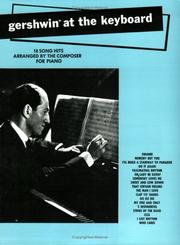 Cover of: Gershwin at the Keyboard
