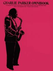 Cover of: Charlie Parker Omnibook