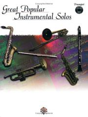 Cover of: Great Popular Instrumental Solos |