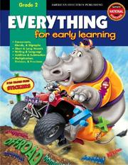 Everything for Early Learning, Grade 2 (Everything for Early Learning)