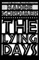 Cover of: The lying days