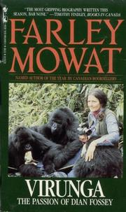 Cover of: Virunga Passion of Dian Fossey