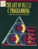 Cover of: The Art of OS/2 2.1 C Programming