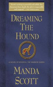 Cover of: Dreaming the Hound, Boudica Series (#3)