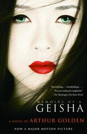 Cover of: Memoirs of a Geisha (movie tie-in)