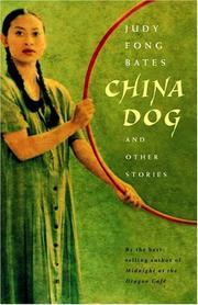 Cover of: China Dog