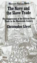 Cover of: Navy and the Slave Trade