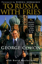 Cover of: To Russia with fries