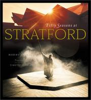 Cover of: Fifty seasons at Stratford | Cushman, Robert