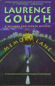 Cover of: Memory Lane (A Willows & Parker Mystery)
