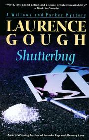 Cover of: Shutterbug (Willows and Parker Series/Laurence Gough, 11)