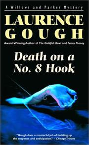 Cover of: Death on a No. 8 Hook (Willows & Parker Mysteries)