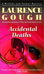 Cover of: Accidental Deaths (Willows & Parker Mysteries