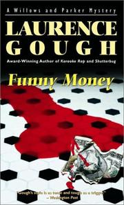 Cover of: Funny Money (Willows & Parker Mysteries)