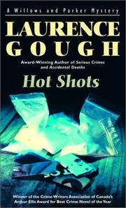 Cover of: Hot Shots (Willows and Parker Mysteries)
