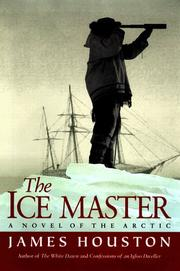 Cover of: The ice master: a novel of the Arctic
