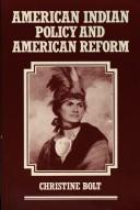 Cover of: American Indian policy and American reform