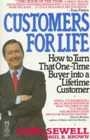 Cover of: Customers for life by Carl Sewell