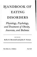 Cover of: Handbook of Eating Disorders
