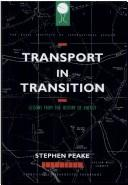 Cover of: Transport in Transition | Stephen Peake