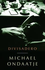 Cover of: DIVISADERO