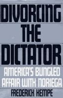 Divorcing the dictator by Frederick Kempe