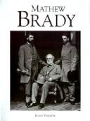Cover of: Mathew Brady